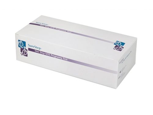 ABBOTT SURESTEP HCG ONE STEP PREGNANCY TEST / BOX-25