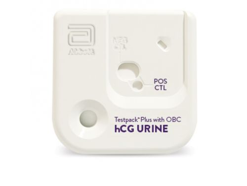 ABBOTT TESTPACK +PLUS WITH OBC HCG URINE / BOX-20