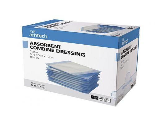 AMTECH ABSORBENT COMBINE DRESSING