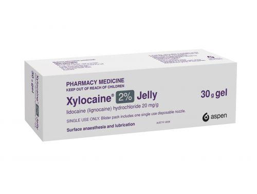 ASPEN XYLOCAINE 2% JELLY / 30G