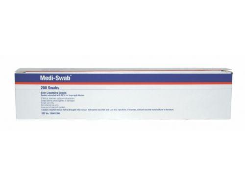 BSN MEDICAL MEDI-SWABS BOX/200