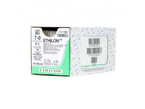 ETHILON® NYLON SUTURE BOX/12 4-0 19MM 45CM 3/8 CIRCLE RC