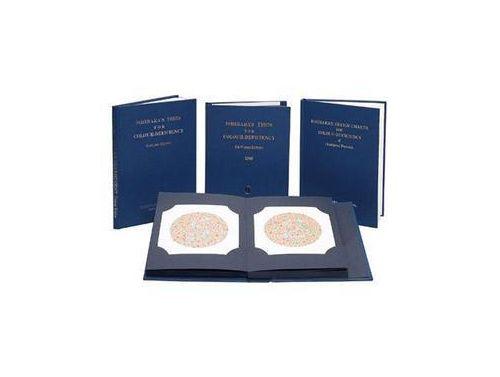 ISHIHARA COLOUR BLINDNESS BOOKS
