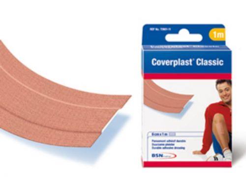 COVERPLAST CLASSIC DRESSING LENGTHS 6CM X 1M
