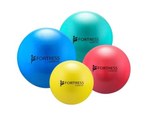 FORTRESS EXERCISE AND POSTURE BALL
