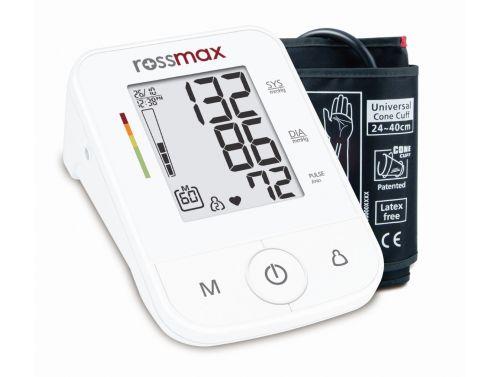 ROSSMAX WRIST BLOOD PRESSURE MONITORS X3 AUTOMATIC BLOOD PRESSURE MONITORS