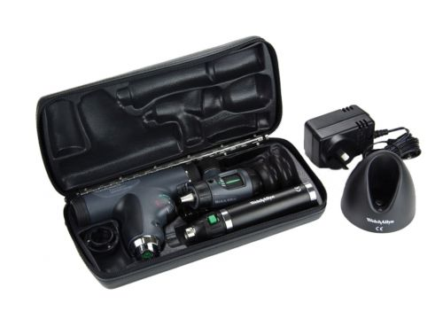 WELCH ALLYN 3.5V LITHIUM ION PANOPTIC MACROVIEW DIAGNOSTIC SET