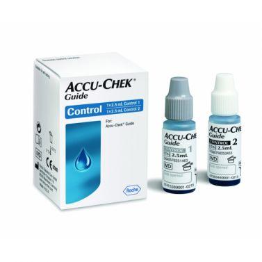 ACCU-CHEK GUIDE CONTROL SOLUTION