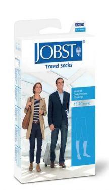 JOBST TRAVEL SOCKS MEDICAL COMPRESSION STOCKINGS