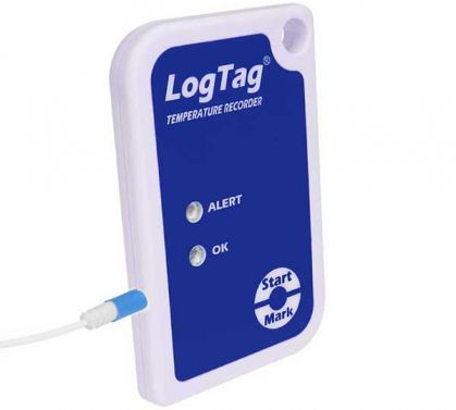 LOGTAG TEMPERATURE LOGGER WITH EXTERNAL PROBE