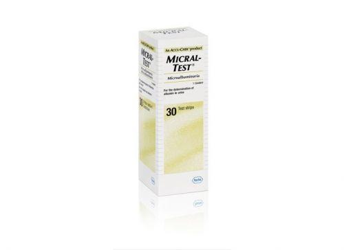 ROCHE MICRAL TEST / COMBUR 7 / BOX-100